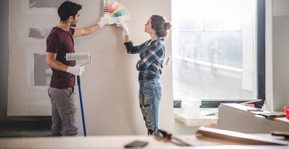 Jak uzyskać wymarzony kolor ścian?